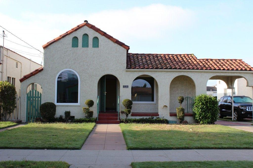 Long Beach Spanish Style Homes Spanish Style Spanish Style Home
