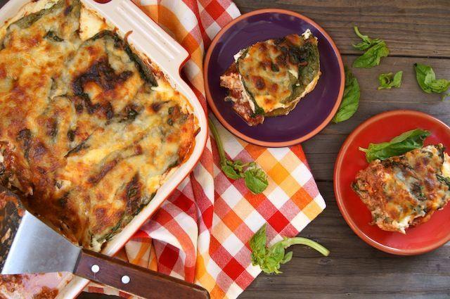 Chard Lasagna Vegetarian Chard Lasagna Recipe   Cooking On The Weekends