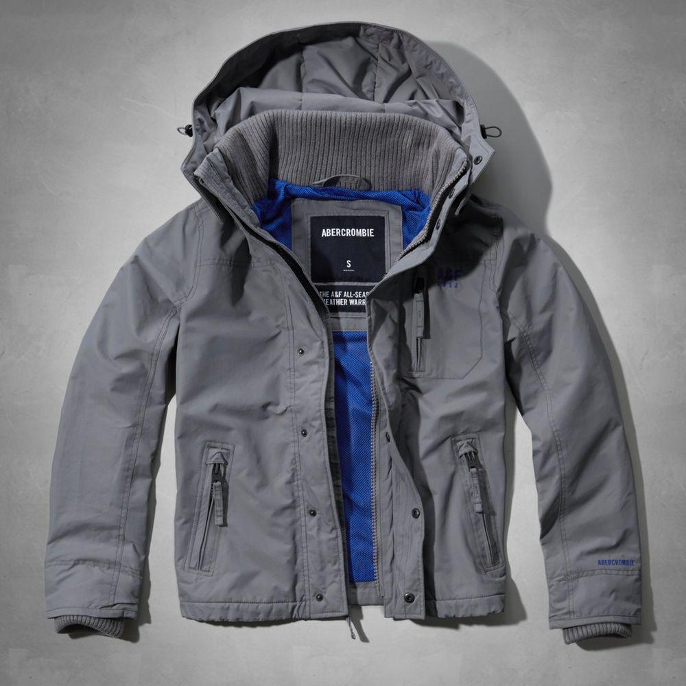 Hollister Rain Jacket