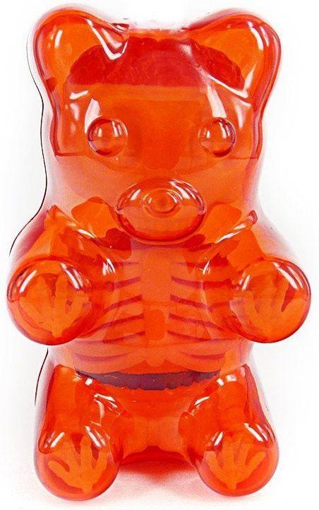 Jason Freeny Baby Clear Gummy Bear Anatomy 4 Inch Figure Products