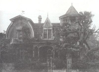 The Munsters House In 1964 The Munsters Munsters House Creepy Houses
