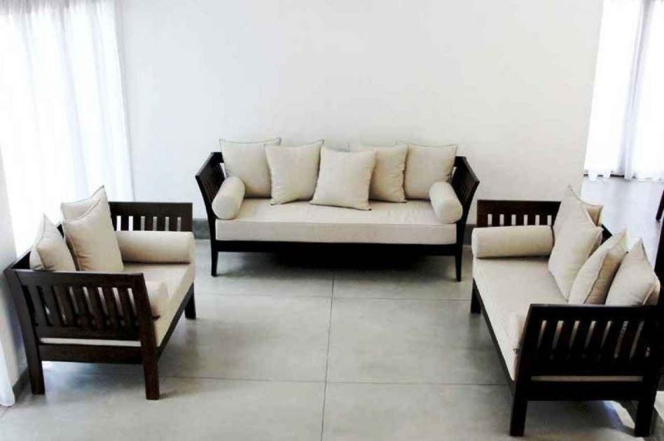 Awesome Hall Sofa Set Images In 2020 Wooden Sofa Designs