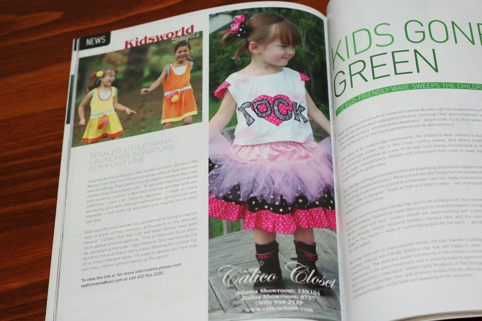 Rock The Tutu Toddler Girls Set Calico Closet Designs