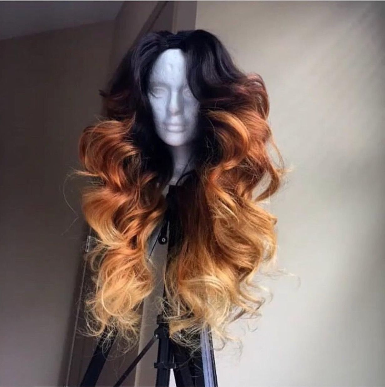 I love this ombré nice wigs pinterest wig hair style and hair