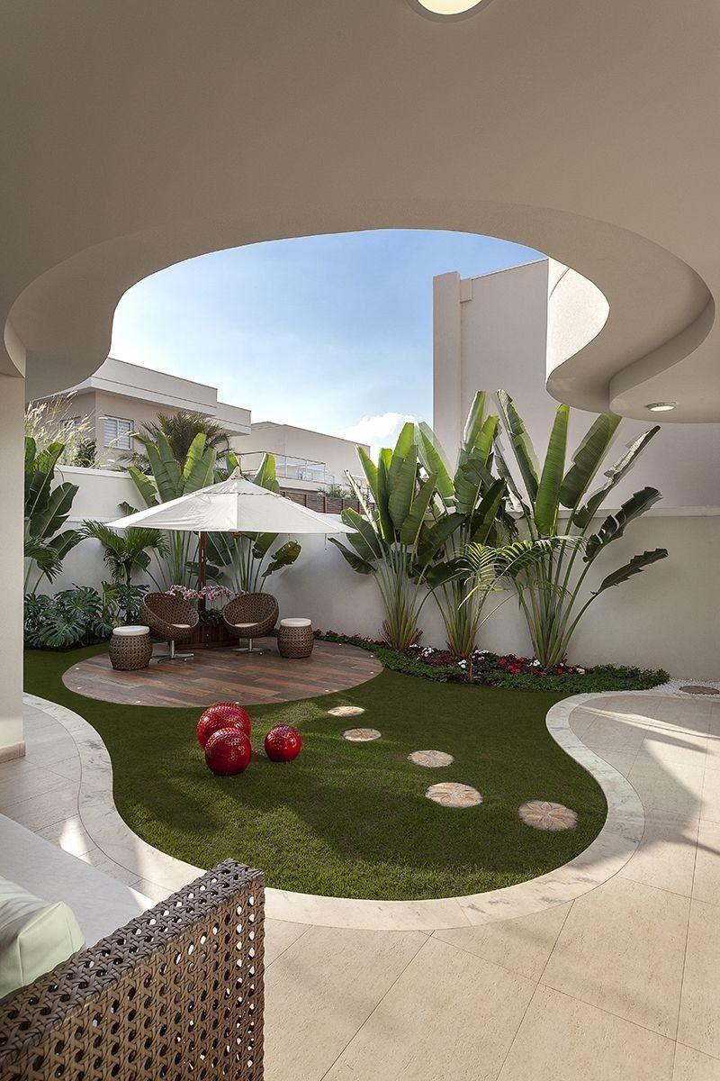 Pin De Infiltrado Hartico En Garden Room Jardin Interior Patios Traseros Decoracion De Patio