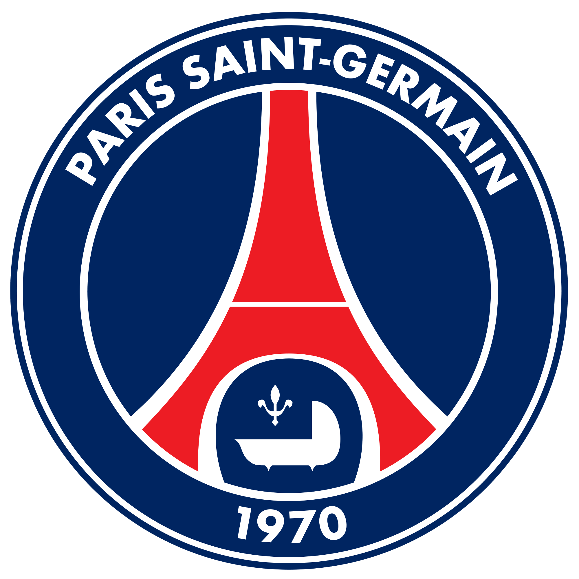 paris saint germain logo - photo #16