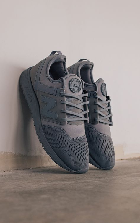 zapatillas new balance 247 hombre negras