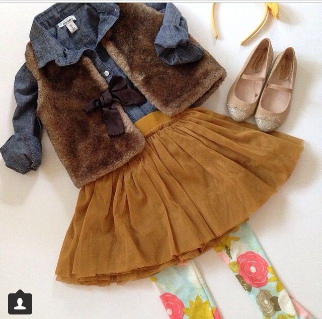 Faux fur vest styling ideas