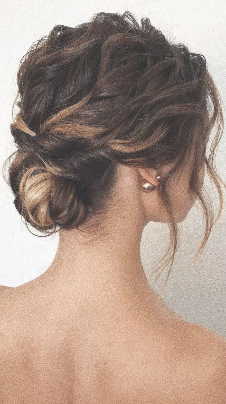Romantic Updo Hairstyles Updo Hairstyle Simple Updo Messy Bridal Updo Hairstyle Updo Hairstyles Wedding Romantic Updo Hairstyles Chic Hairstyles Hair Styles