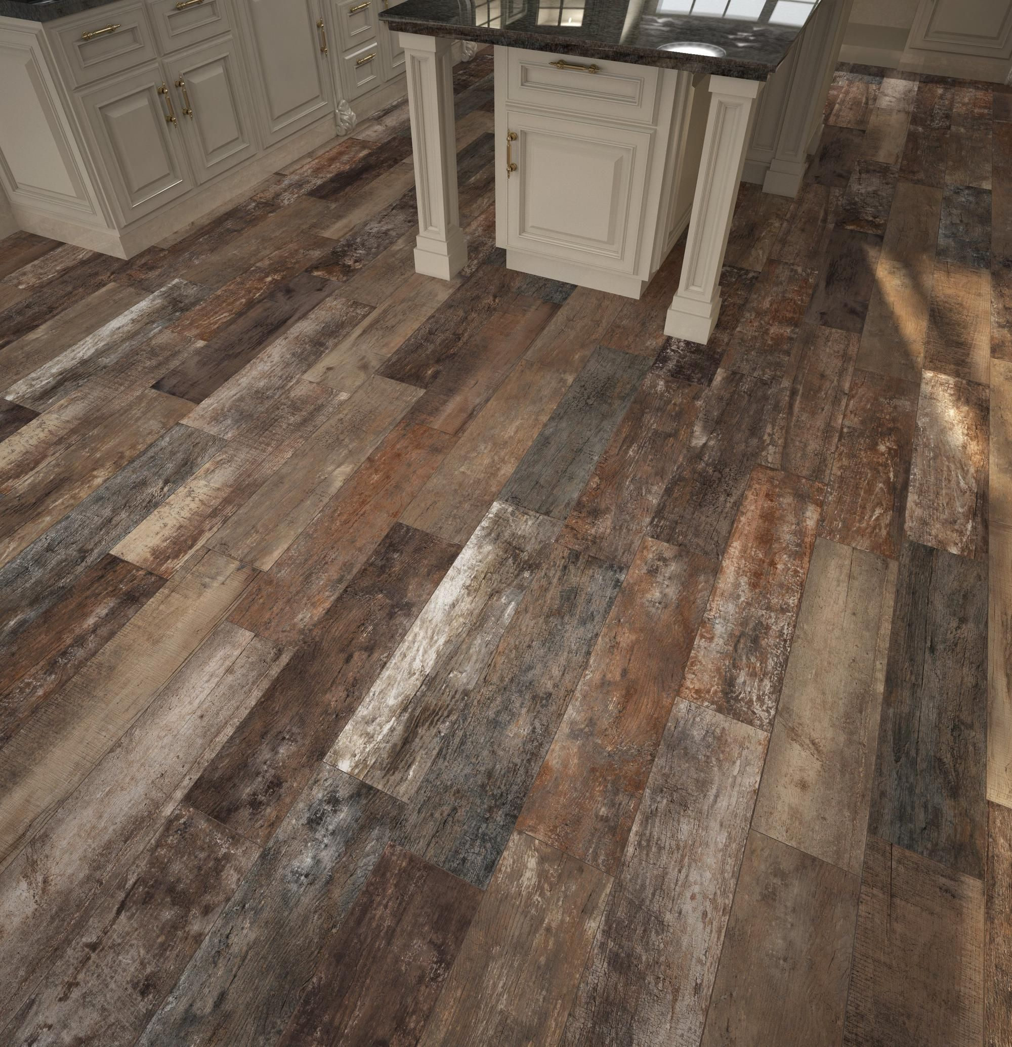 Floor And Decor Wood Look Tile Roanoke Multi Wood Plank Porcelain Tile  Wood Planks Porcelain