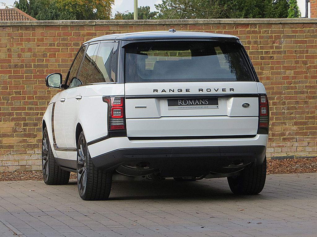 2015 Used Land Rover Range Rover V8 SC Autobiography (With
