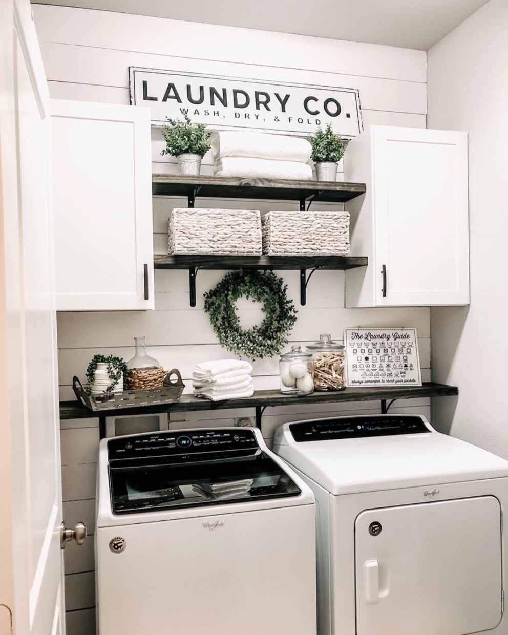 Photo of Laundry Room Sign – Guest Blog by: A Blessed Home | CraftCuts.com