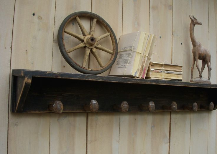 Pin by Alison Dotson on Rack Wooden | Pinterest | Railroad spikes