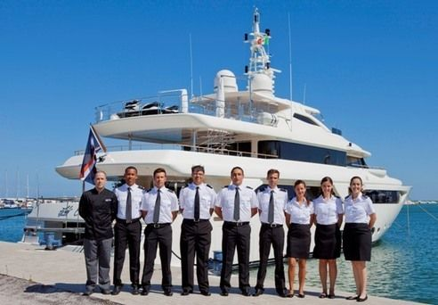"""Yachts Made in Le Marche   CRN Navetta 43 """"LADY GENYR"""", a 43 metre has been delivered to the owner"""