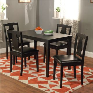 Exceptional 4 Pc Dining Set. Dining 1000 Images About Black Kitchen Table Bench Sets  With Storage