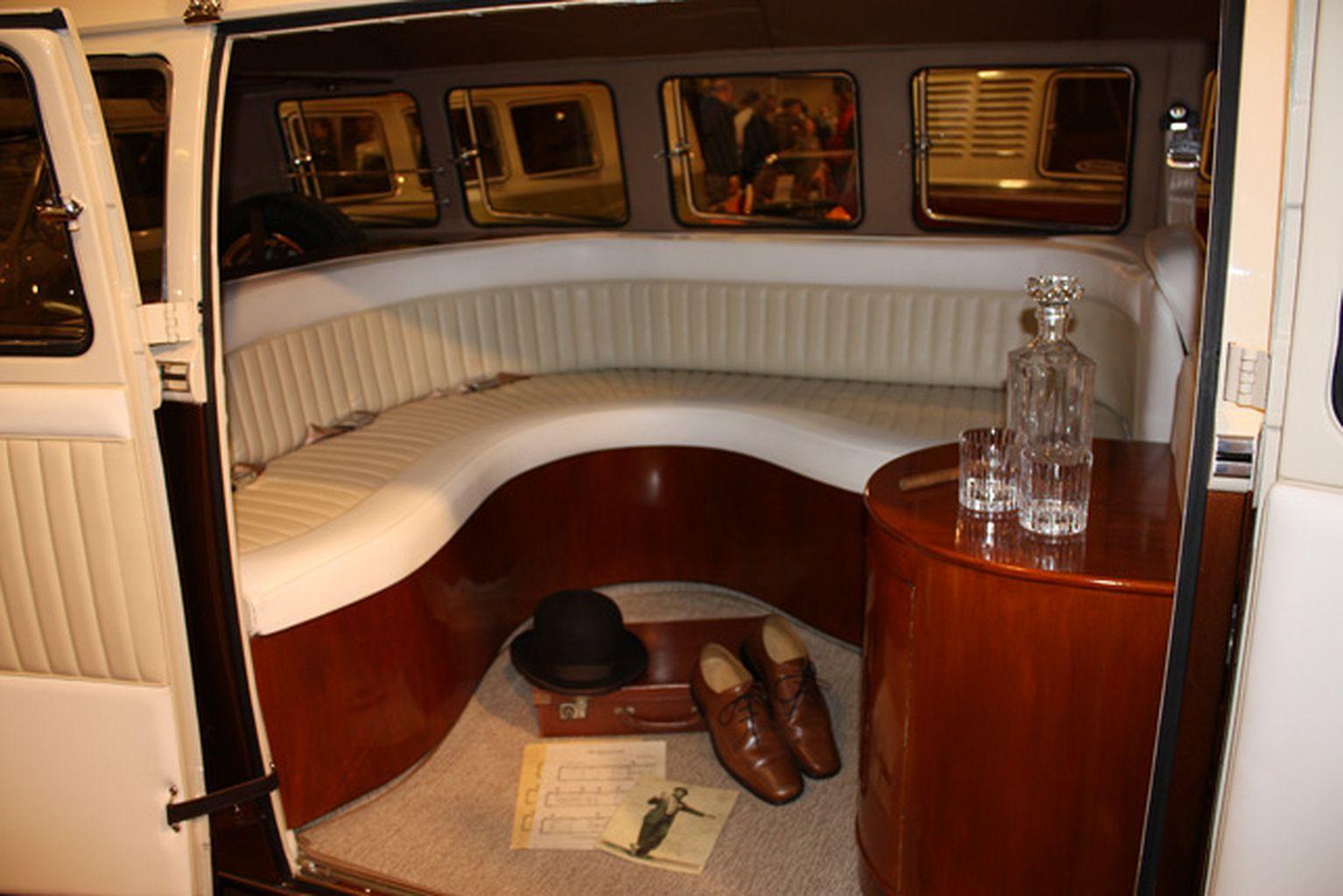 Good Design VW Campervan Interior Layout Ideas