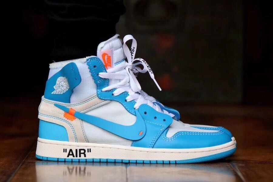 Air Jordan 1 Retro High Og Nrg Off White Unc Size 11 New In Box