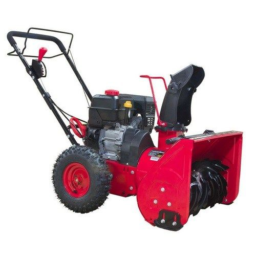 Snow Joe Ion 24 In Cordless Electric Self Propelled Dual Stage Snow Blower With 2 5 0 Ah Batteries Snow Blower Electric Snow Blower Snow Blowers