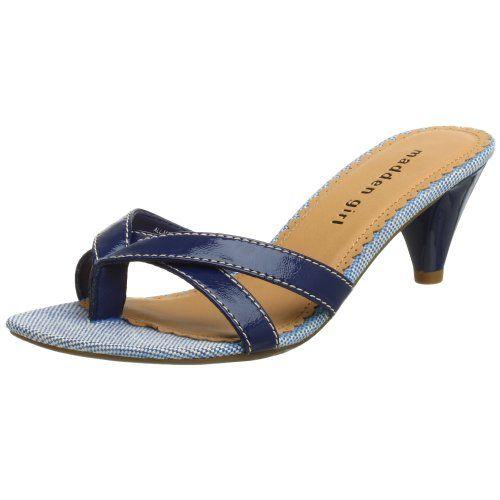 65fc67a60c6 Madden Girl's - Brisk - Royal Blue | Diane's Sandal's | Sandals ...