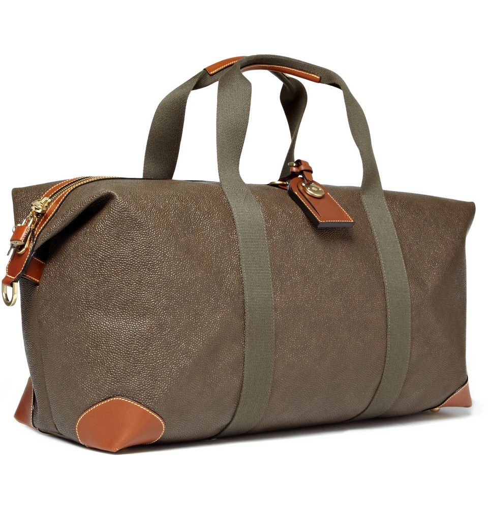 0e7ae27abf Mulberry Mens Medium Clipper Holdall Bag 2