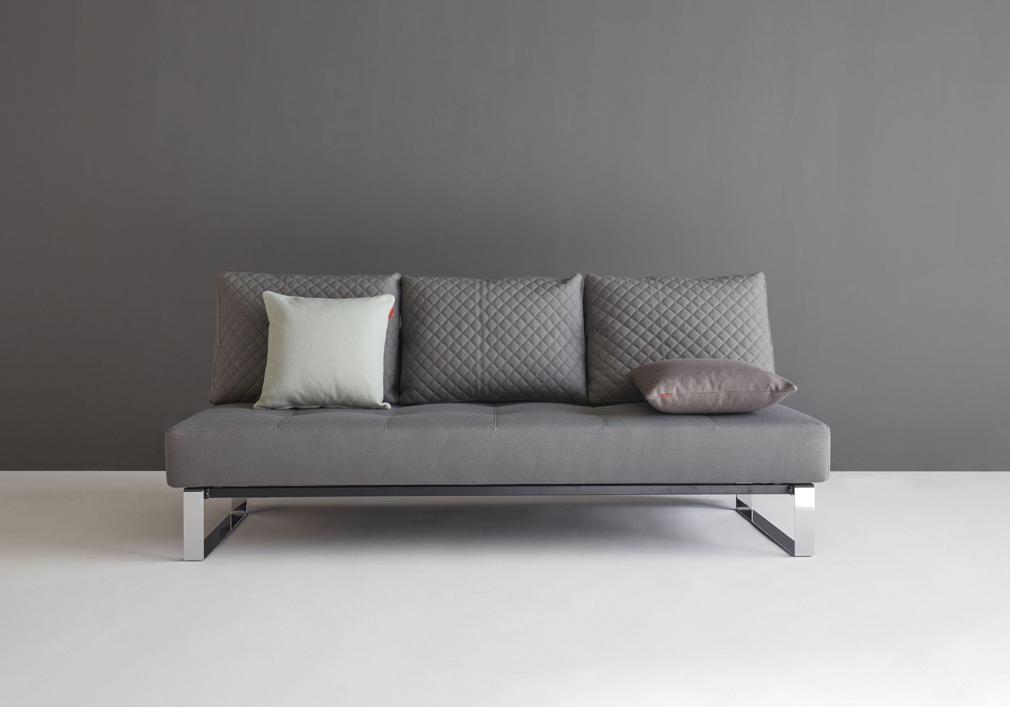 Supremax Q Deluxe Black Leather Sofa