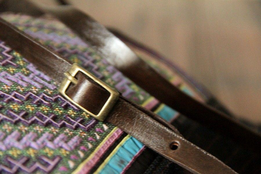 Petit sac à main vintage