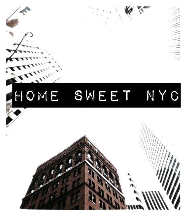 """NYC Art"" by halle-belle on Polyvore featuring art"