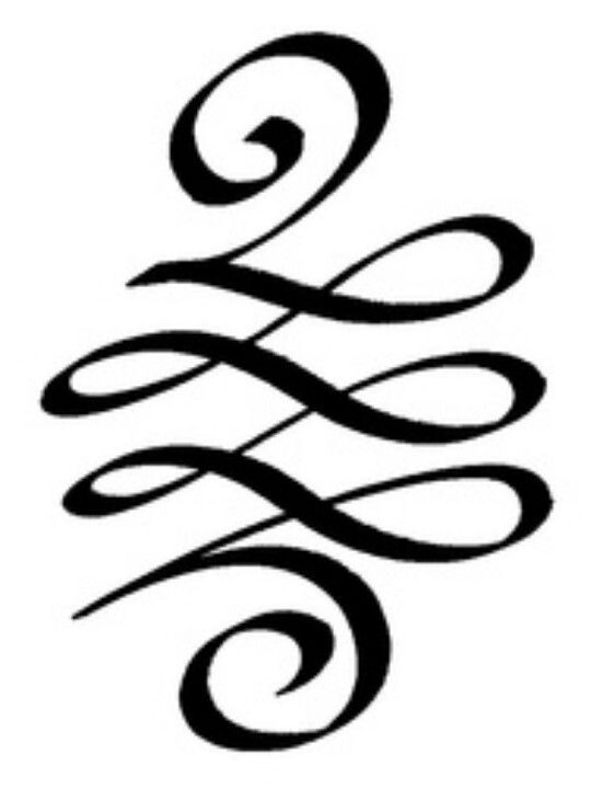 Image Result For Buddhist Symbol For Serenity Pinteres
