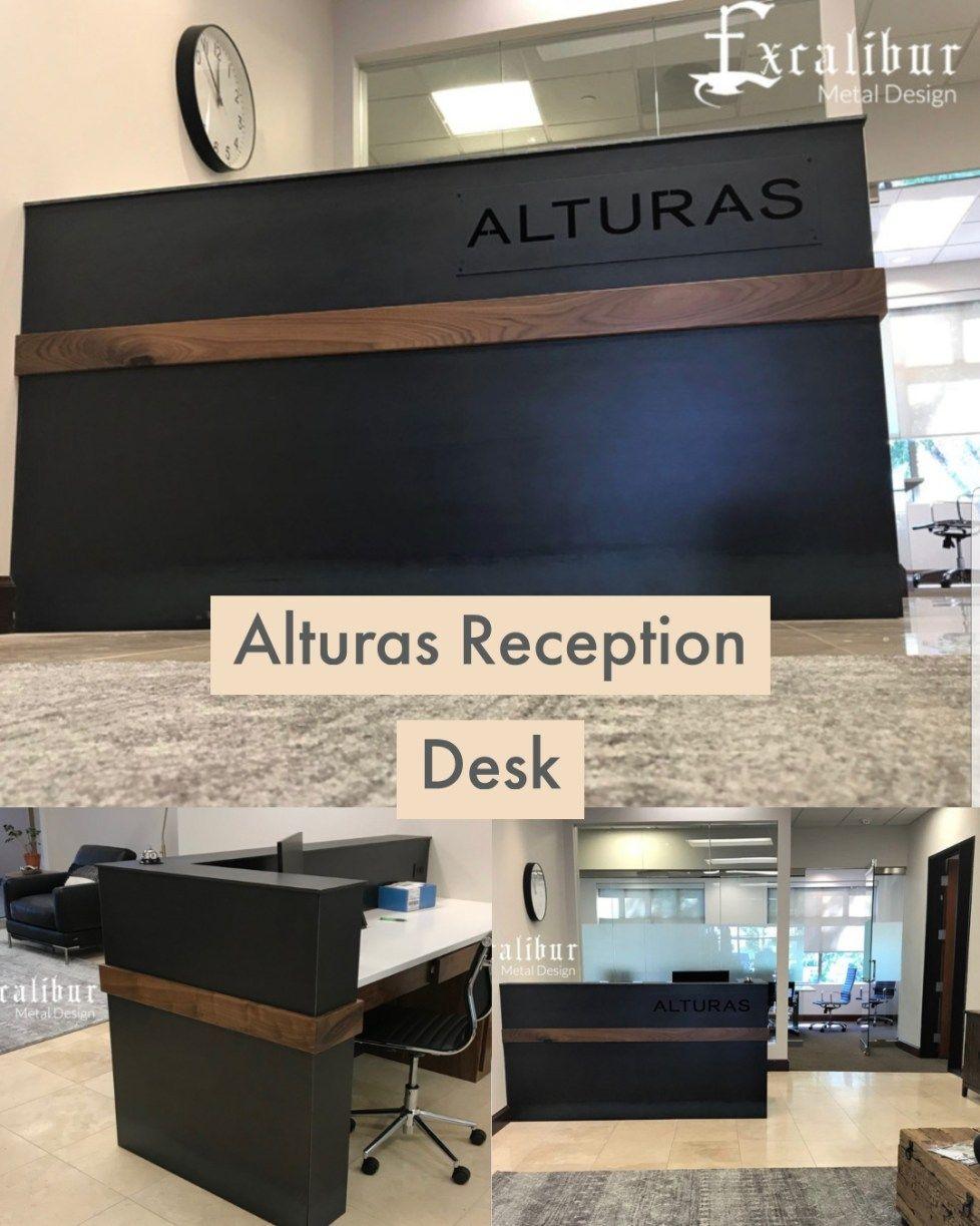 15+ Beautiful Reception Desk Ideas #receptionist #desk #salon