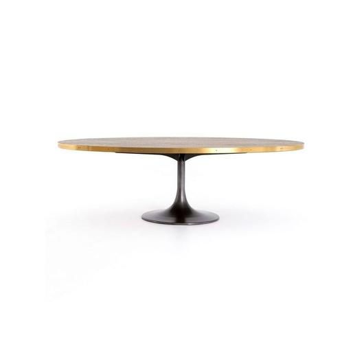 Hughes Evans 98 Oval Dining Table Oval Table Dining Dining