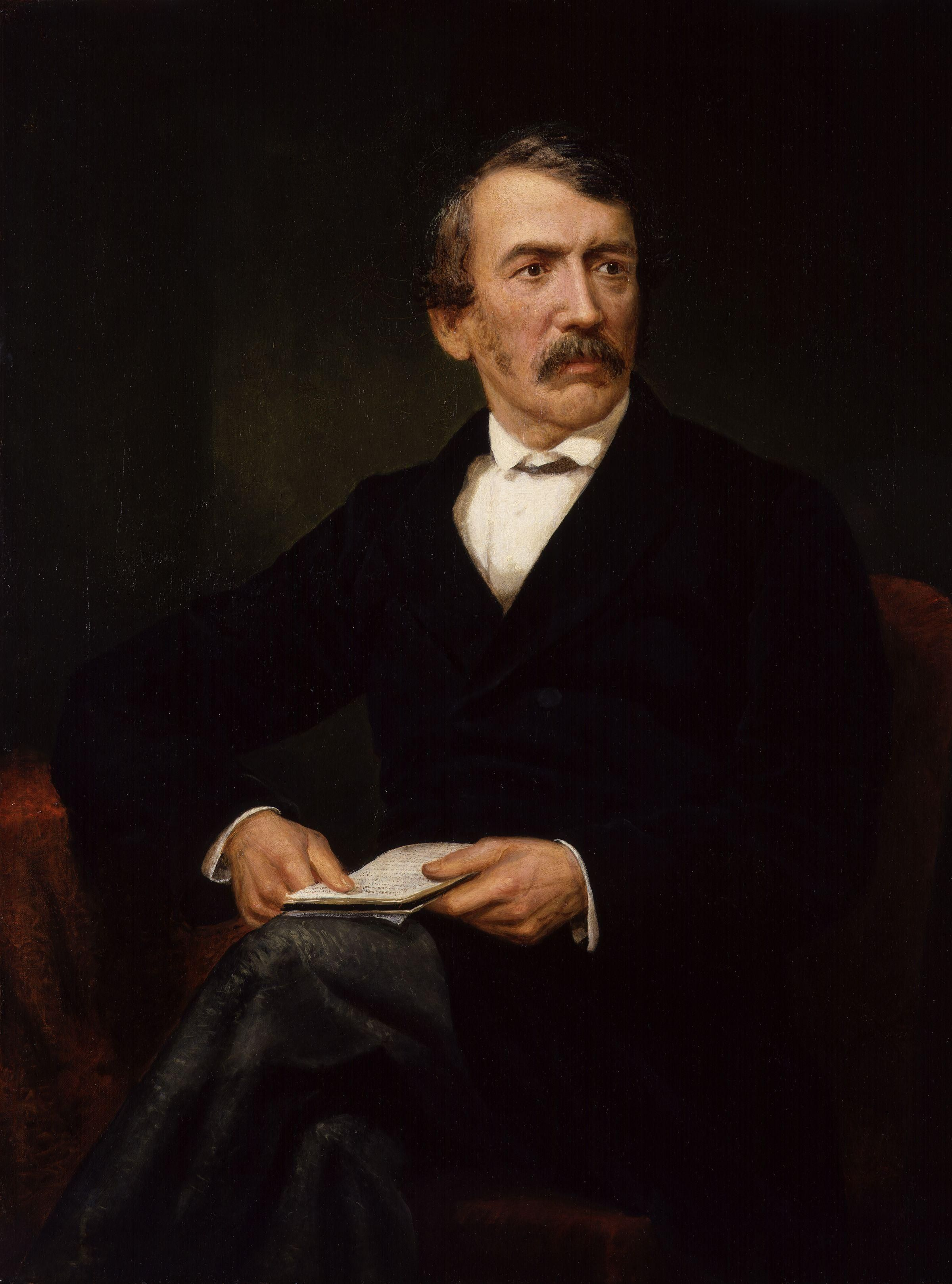 "19 March -  David Livingstone, ""missionary, traveler, philanthropist""  - as the marker in Westminster Abbey reads - was born in Blantyre, South Lanarkshire, Scotland."