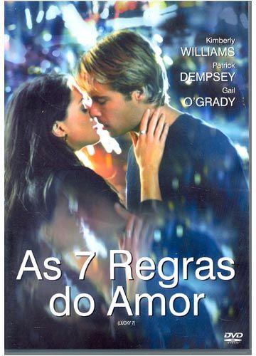 2003 As 7 Regras Do Amor Lucky 7 Lucky Seven Com Imagens