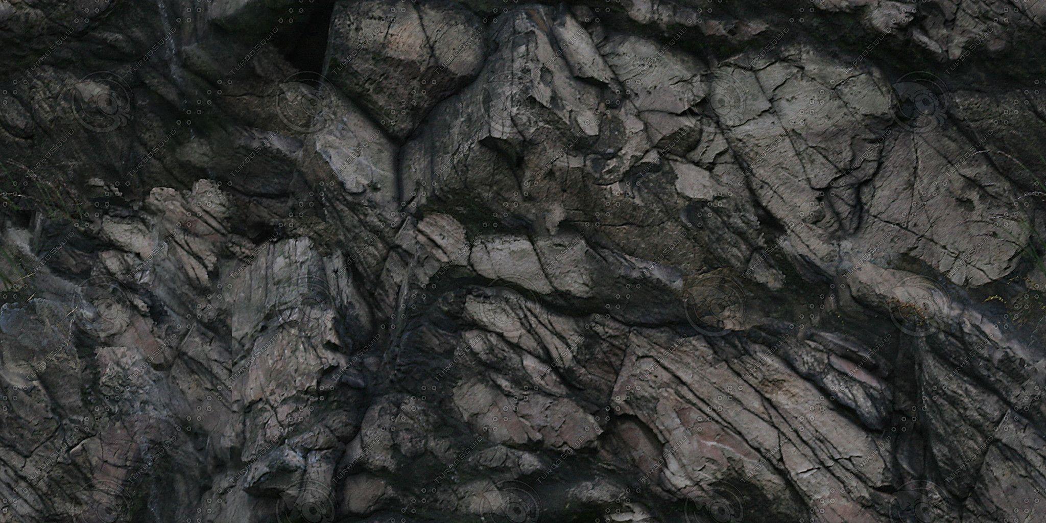 Black Rock, Textured Wallpaper, Rock Formations, Zbrush, Geology, Batu, Cliff