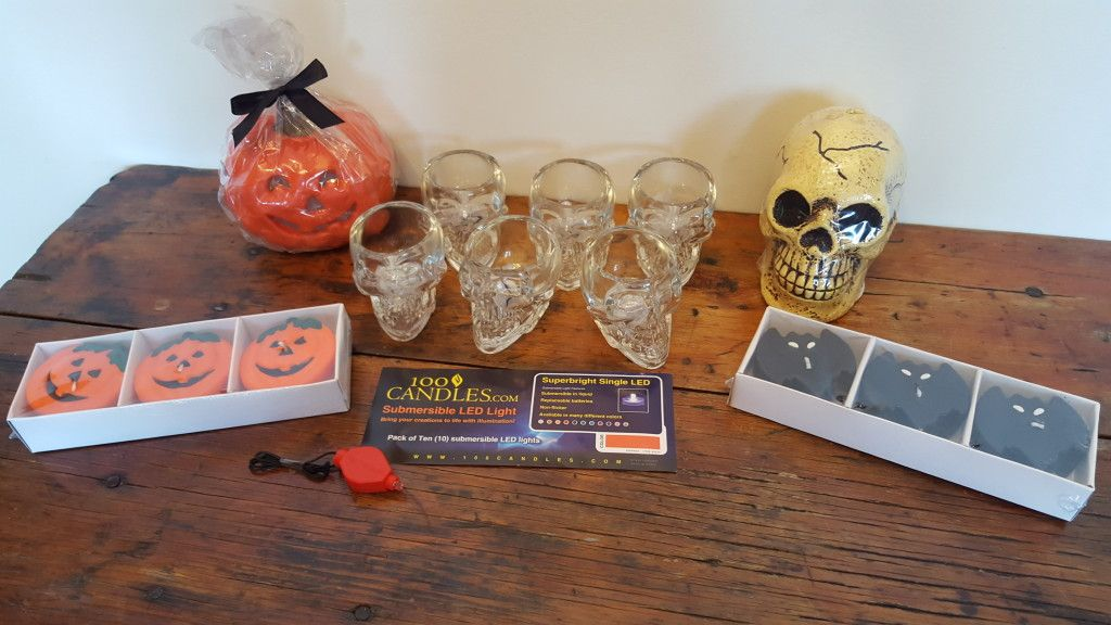 Get Your #Halloween Decor at 100Candles.com | #SpooktacularHop #Giveaway