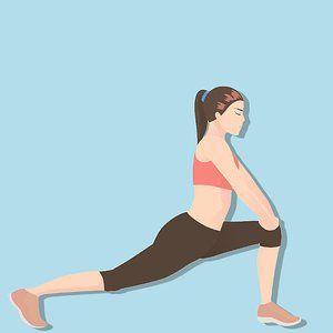 6 easy ways to beat sore feet  stretching exercises yin