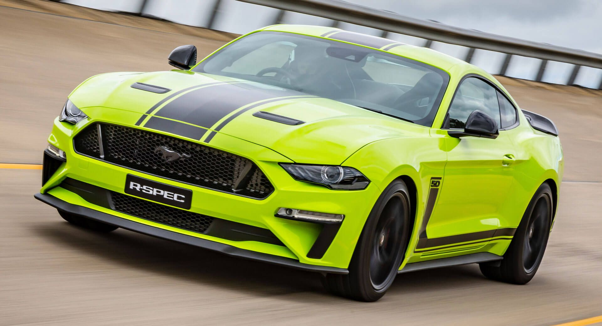 New 2020 Ford Mustang R Spec Limited Edition With Supercharged V8