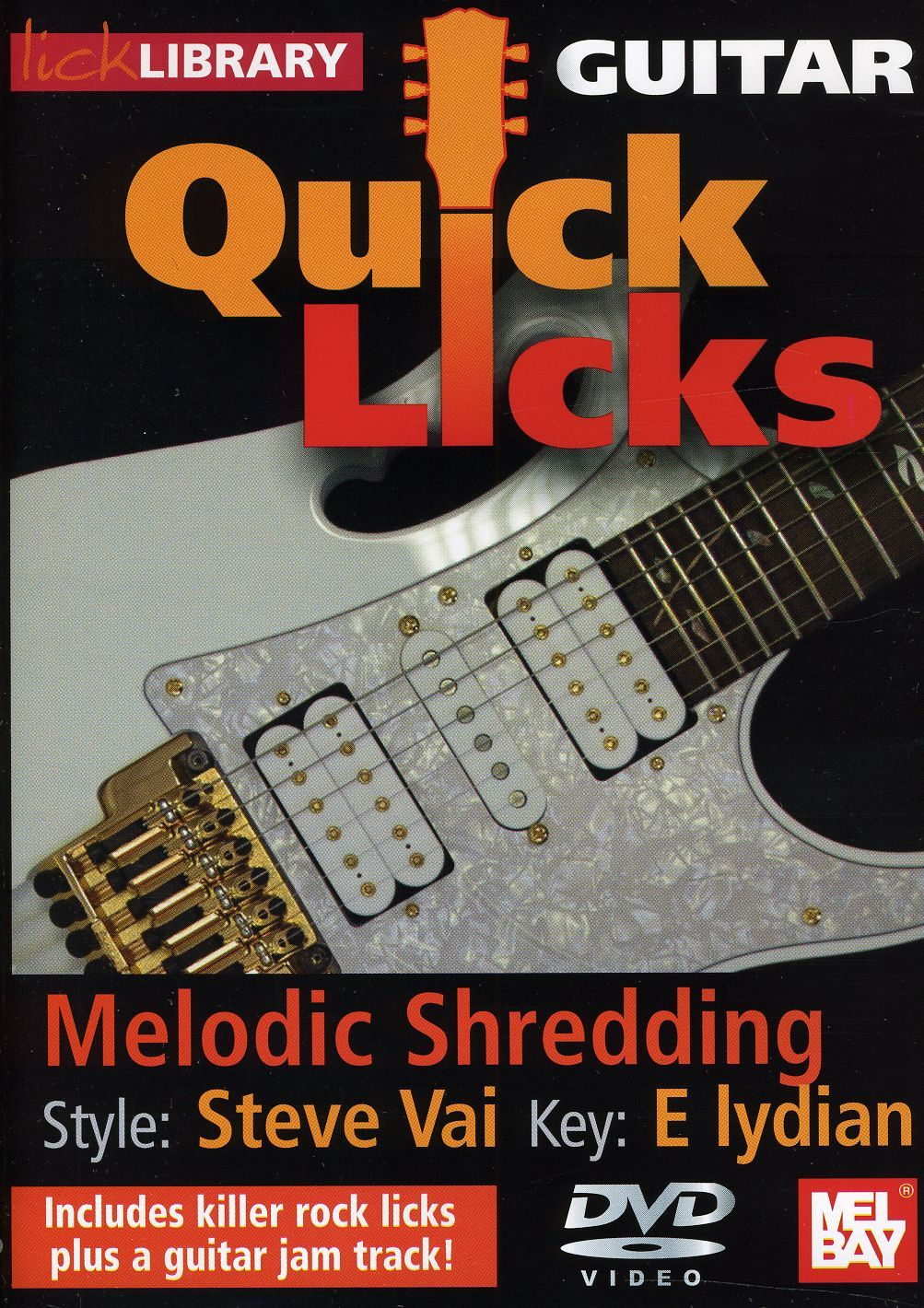 library track lick backing