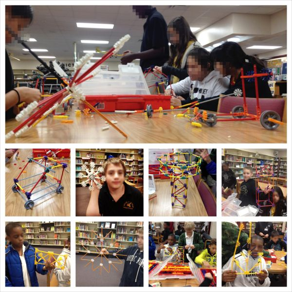 Steam Middle School Home: Baby Steps To Starting A Makerspace: Leave It Out And Let
