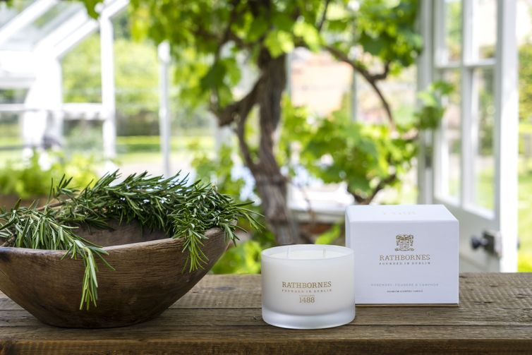 #Rosemary #Fougere and #Camphor #Classic #Scented #Candle http://rathbornes1488.com/products/rosemary-fougere-camphor-classic-candle