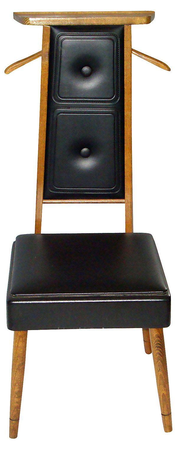 One Kings Lane   VMF   Furniture   Mid Century Modern Butleru0027s Chair