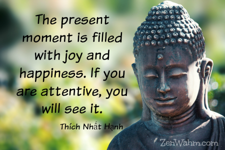 21 Literary Quotes To Help You Stay Present - Zen Wahm