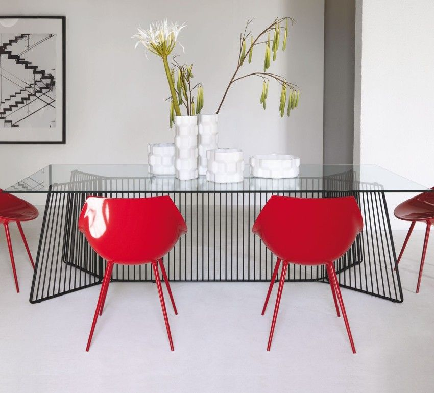 10 Luxury Black Dining Tables For A Modern Dining Room Mdf Lago