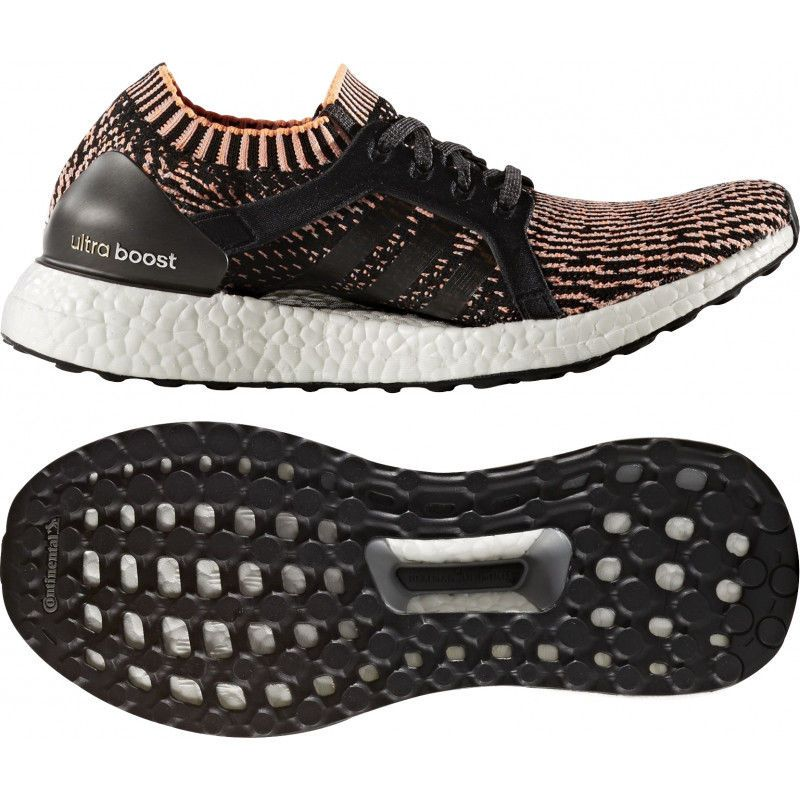 sports shoes 2cda3 dab53 adidas ULTRABOOST X Women's Running Shoes Boost Walking ...