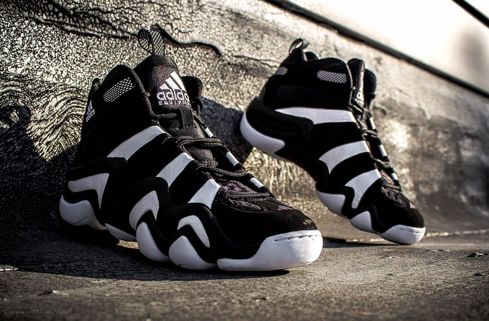 adidas Crazy 8 'BlackWhite' and 'University Red' | Sole