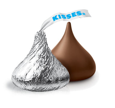 The Original Hershey S Kisses Brand Milk Chocolates Received The Family Size Bag Complimentary From Influenster Kisses Chocolate Hershey Kisses Chocolate Milk