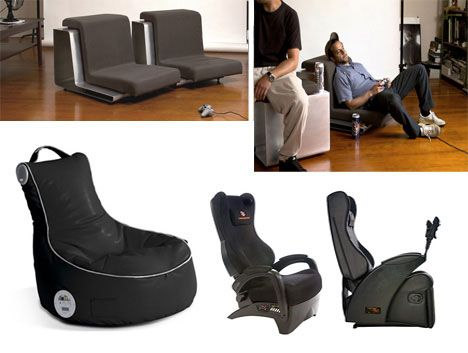 Remarkable Level Up 19 Gorgeously Geeky Pieces Of Gaming Furniture Caraccident5 Cool Chair Designs And Ideas Caraccident5Info