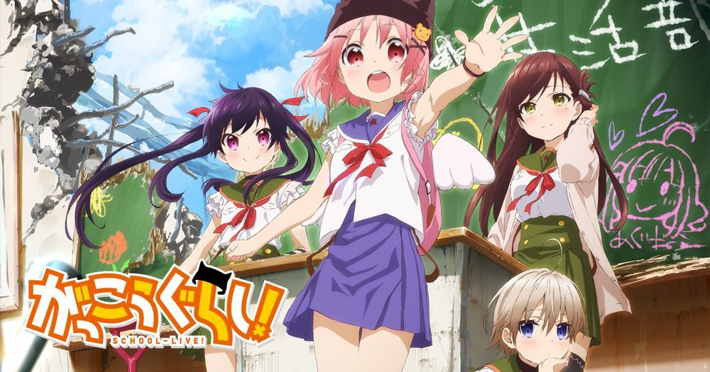 Which SchoolLIVE! character are you? Anime,