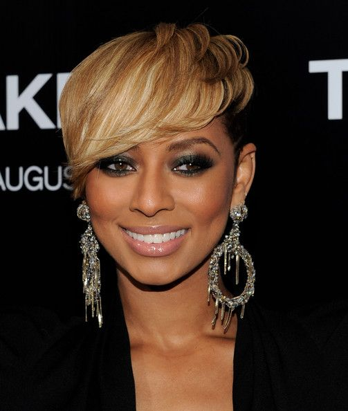 """Photo of Keri Hilson in Premiere Of Screen Gems' """"Takers"""" – Arrivals"""