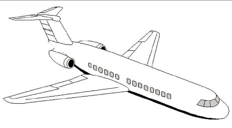 Airplane Coloring Page And Airplane Picture Coloring Pages Take Off The Picture In 2020 Airplane Coloring Pages Coloring Pages Birthday Coloring Pages