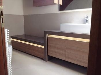 Bagno Microcemento ~ 10 best bagno in microcemento genova images on pinterest home
